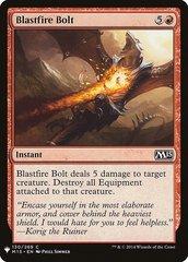 Blastfire Bolt
