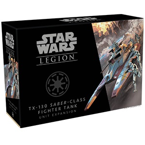 Star Wars: Legion - TX-130 Saber-class Fighter Tank Unit Expansion