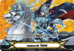 ▽ Imaginary Gift Marker [Force II] - Solitary Knight, Gancelot - V-GM2/0043EN - GM (FOIL) [V-CS02]