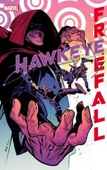 Hawkeye Free Fall #3 (STL145066)
