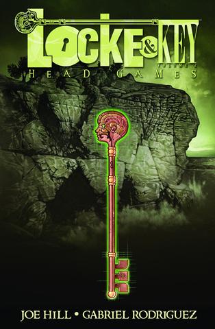 Locke & Key Tp Vol 02 Head Games (STK418773)