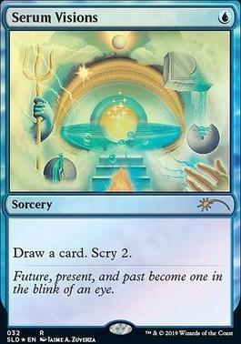 Serum Visions - Foil (032)