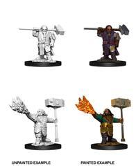 Nolzur's Marvelous Miniatures - Male Dwarf Cleric