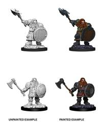Nolzur's Marvelous Miniatures - Male Dwarf Fighter