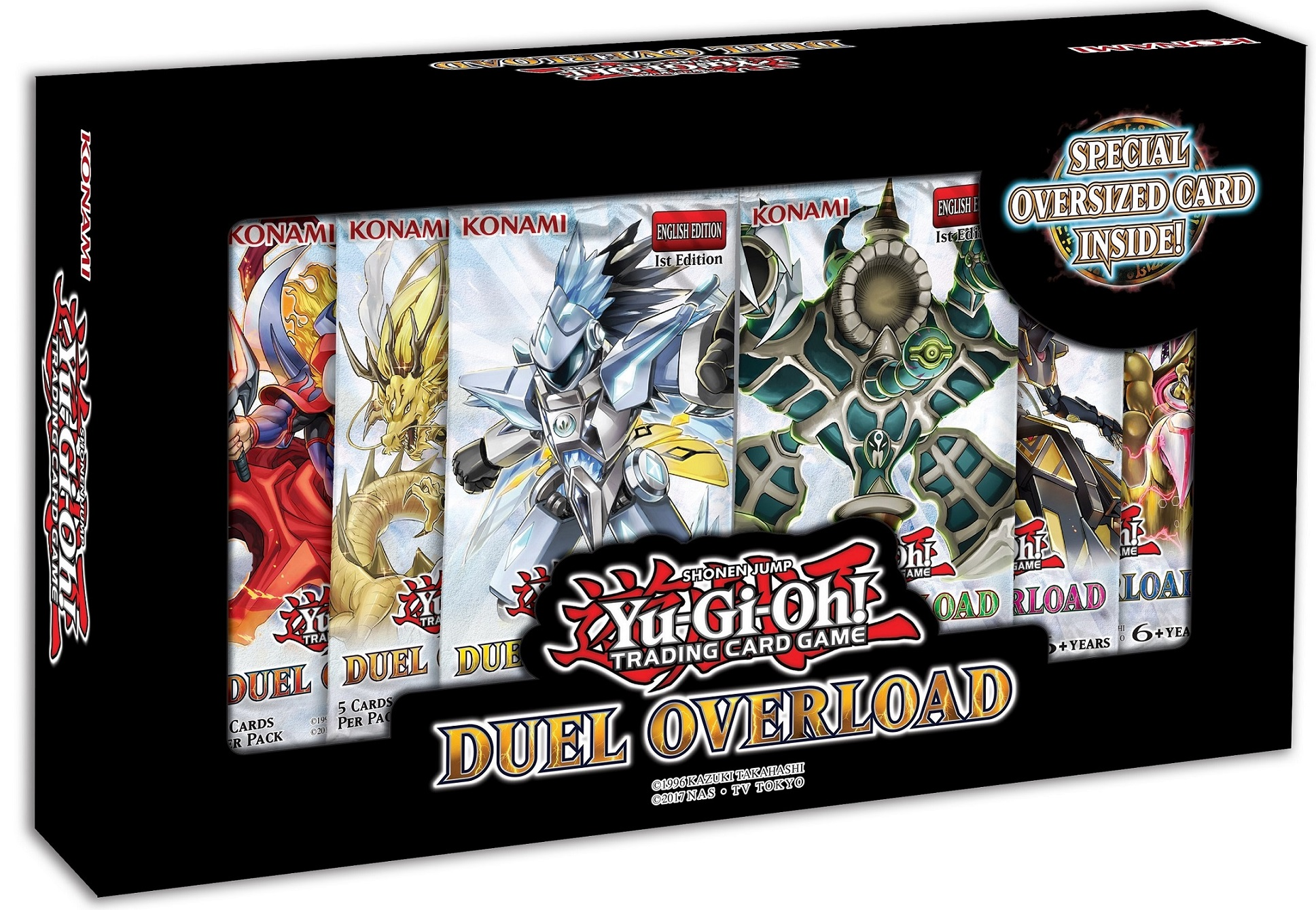 Duel Overload Box