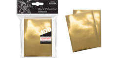 Ultra Pro Deck Protector Sleeves (100ct) - Vintage Gold