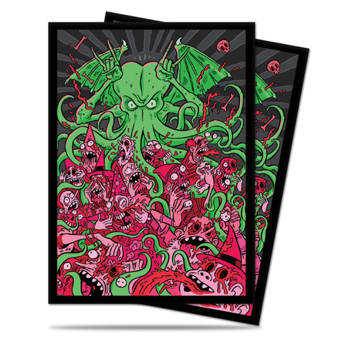 Ultra Pro - Epic Spell War Standard Sleeves 100ct: Cthulhu
