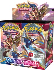 Sword & Shield - Base Set Booster Box (Ships Feb 3rd)