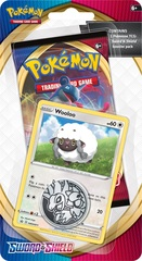 Sword & Shield - Base Set Checklane Blister - Wooloo