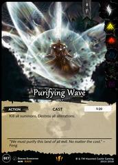 Purifying Wave