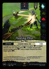 Healing Phyr