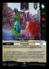 Strangle Vines