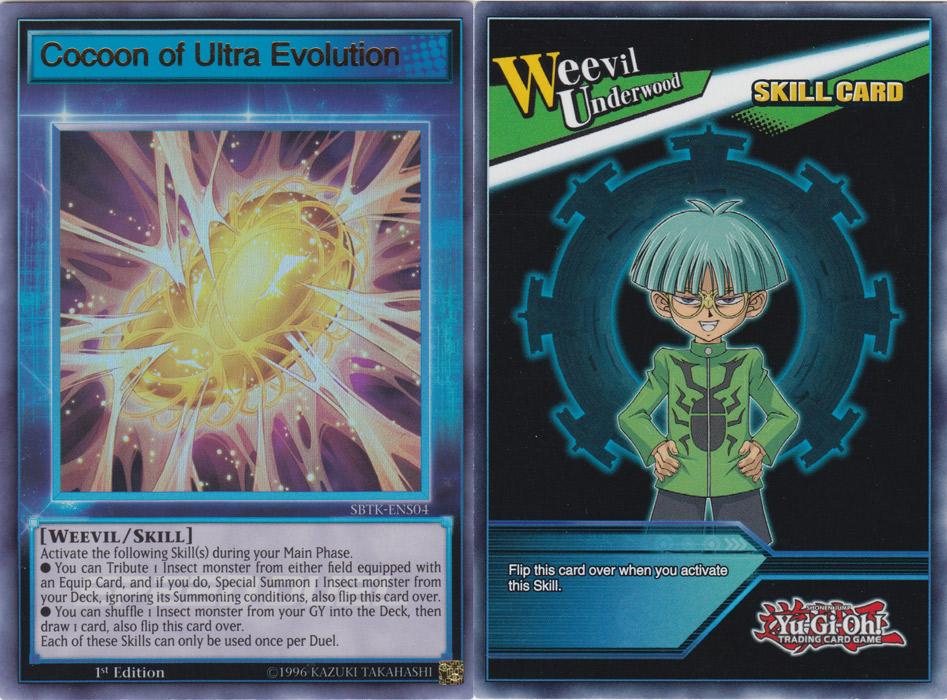 Cocoon of Ultra Evolution - SBTK-ENS04 - Ultra Rare - 1st Edition