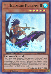 The Legendary Fisherman II - SBTK-EN027 - Ultra Rare - 1st Edition