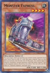 Monster Express - CHIM-EN000 - Rare - Unlimited Edition