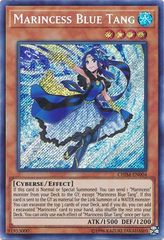 Marincess Blue Tang - CHIM-EN004 - Secret Rare - Unlimited Edition