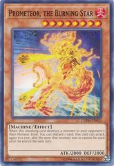 Prometeor, the Burning Star - CHIM-EN025 - Common - Unlimited Edition