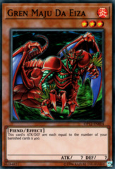 Gren Maju Da Eiza - OP12-EN004 - Super Rare - Unlimited Edition on Channel Fireball