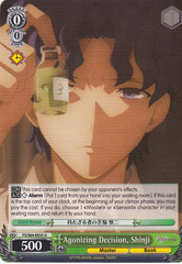 FS/S64-E035 U Agonizing Decision, Shinji