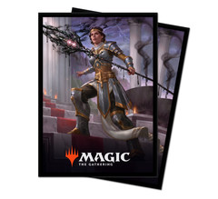 Ultra Pro - Theros Beyond Death Deck Protector Sleeves - Elspeth, Sun's Nemesis 18222