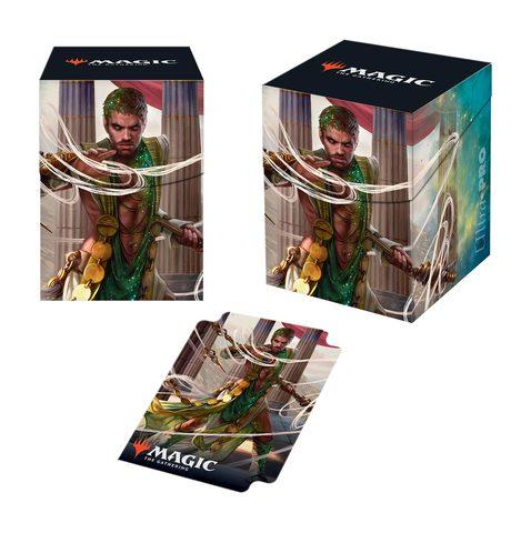 Ultra Pro - Theros Beyond Death PRO 100+ Deck Box - Calix, Destinys Hand