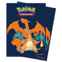 Ultra Pro Standard Deck Protector Sleeves Pokemon Charizard 65ct