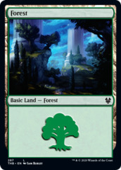 Forest (287) - Foil (THB)