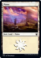 Plains (279) - Foil