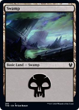 Swamp (283) - Foil