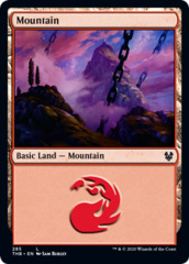 Mountain (285) - Foil
