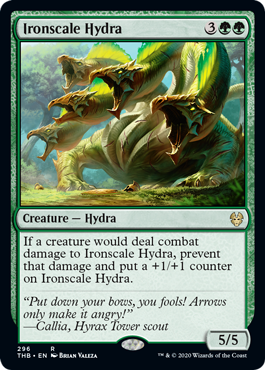 Ironscale Hydra - Theme Booster Exclusive