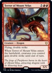 Terror of Mount Velus - Theme Booster Exclusive
