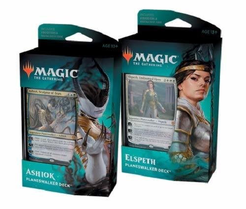 Theros Beyond Death Planeswalker Decks Set of 2
