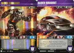 Raider Runabout // Infantry Soldier (In-Store Play Gold Promo)