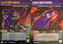Raider Road Hugger // Infantry Tactics (In-Store Play Gold Promo)