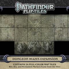 Pathfinder Flip-Mat: Dungeon Mazes Expansion