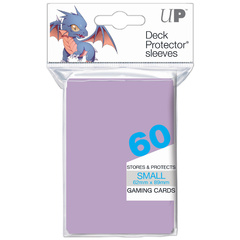 Ultra Pro - 60ct Bright Lilac Small Deck Protector Sleeves