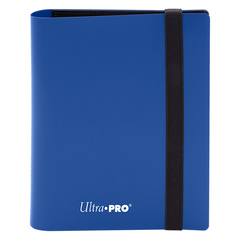 Ultra Pro - 2-Pocket Eclipse Pacific Blue PRO-Binder