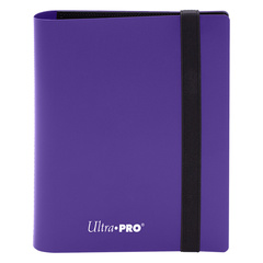 4-Pocket Eclipse Royal Purple PRO-Binder - 15385