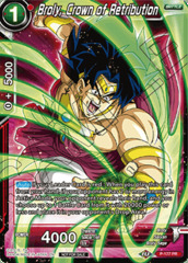 Broly, Crown of Retribution - P-177 - PR