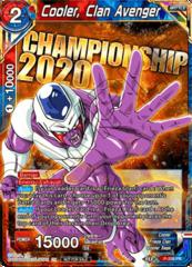 Cooler, Clan Avenger - P-209 - Championship 2020 Promo