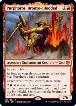 Purphoros, Bronze-Blooded