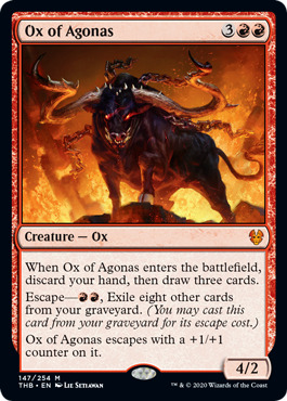 Ox of Agonas - Foil