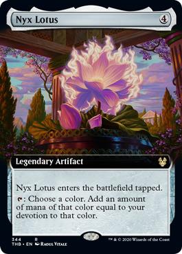 Nyx Lotus (Extended Art)
