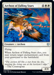 Archon of Falling Stars - Foil