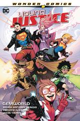 Young Justice Tp Vol 01 Gemworld (STL149298)