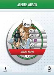 - #B002 Adeline Wilson