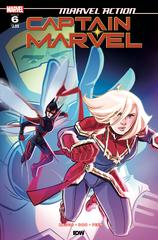 Marvel Action Captain Marvel #6 Cvr A Boo (STL147686)