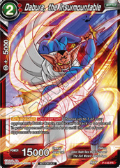 Dabura, the Insurmountable - P-145 - PR - Foil