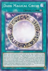 Dark Magical Circle - LED6-EN009 - Common - 1st Edition on Channel Fireball